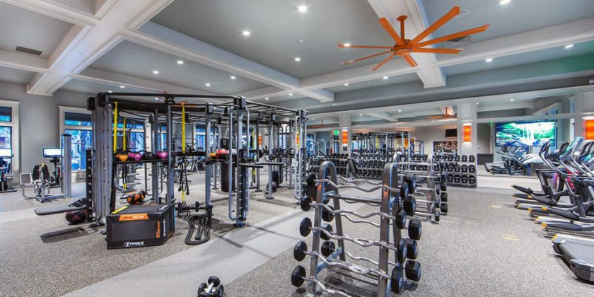 Get in Shape at Arden