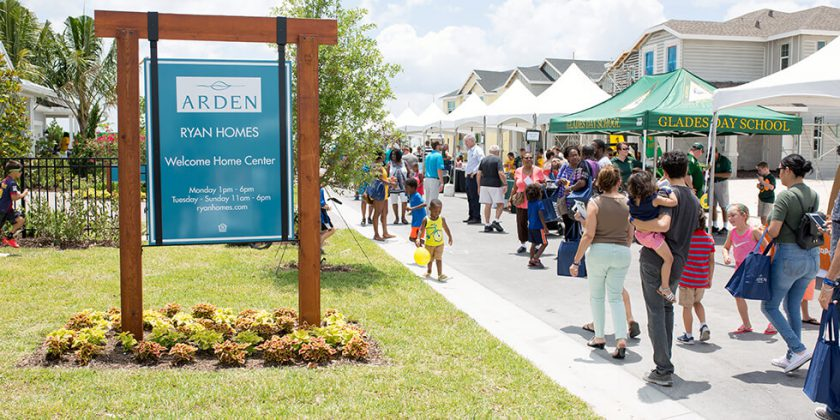 Arden Celebrates Opening Milestone