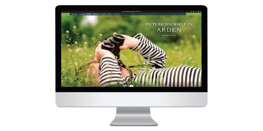 New Arden Website is Live!