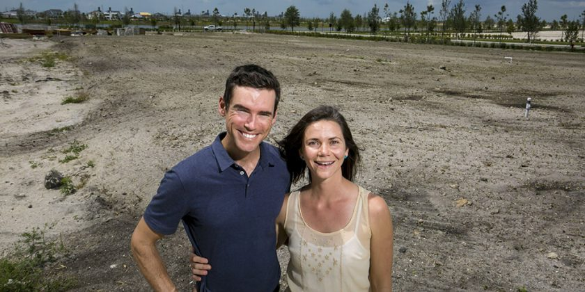 Arden farm begins to take shape as 'agrihood' hires directors