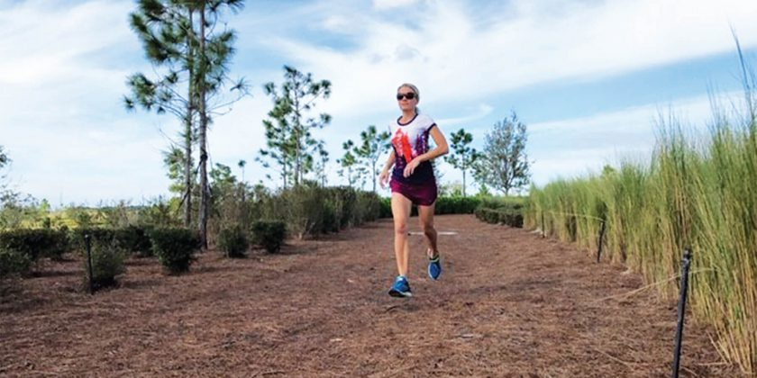 Wellington Alum Finds A Home On The Trails