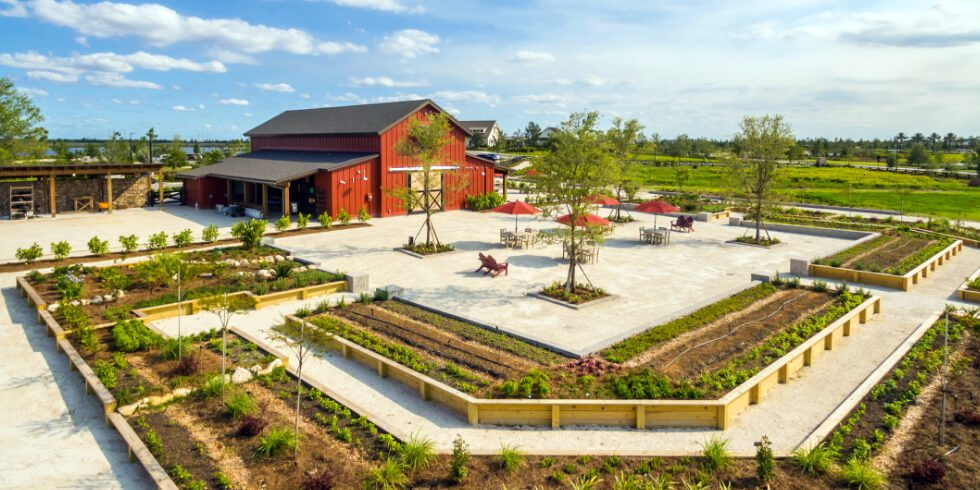Arden, South Florida's First Agrihood, Honored With 2020 Gold Award For Best Amenity at Prestigious NAHB Competition