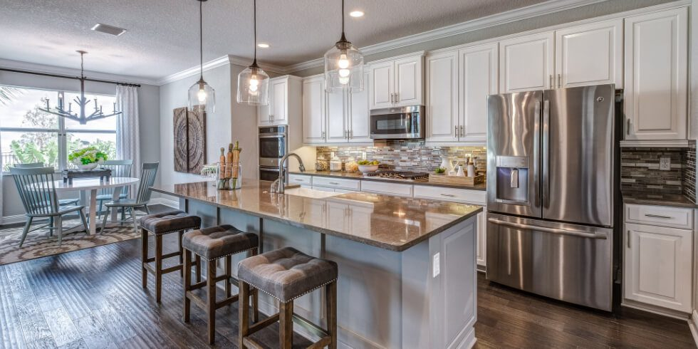 Arden Homes Feature Beautifully Designed Kitchens