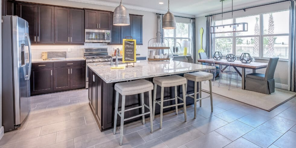 New Homes For Sale With Beautifully Designed Kitchens Arden