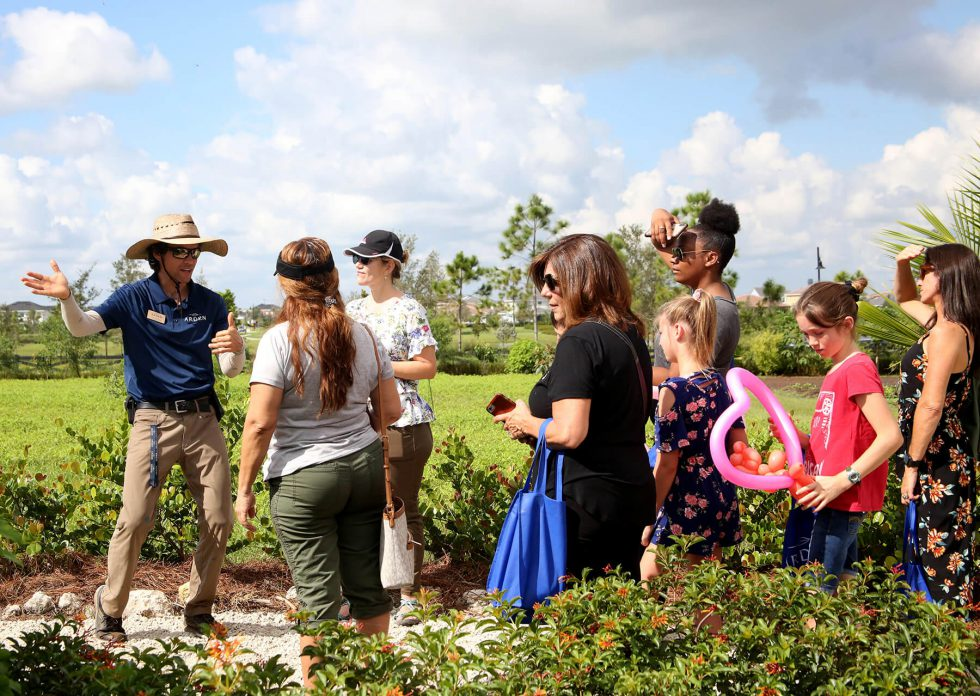 South Florida's first 'agrihood' debuts in Arden