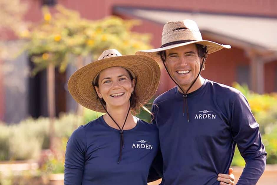 Meet The Farm Managers Behind Arden In Wellington
