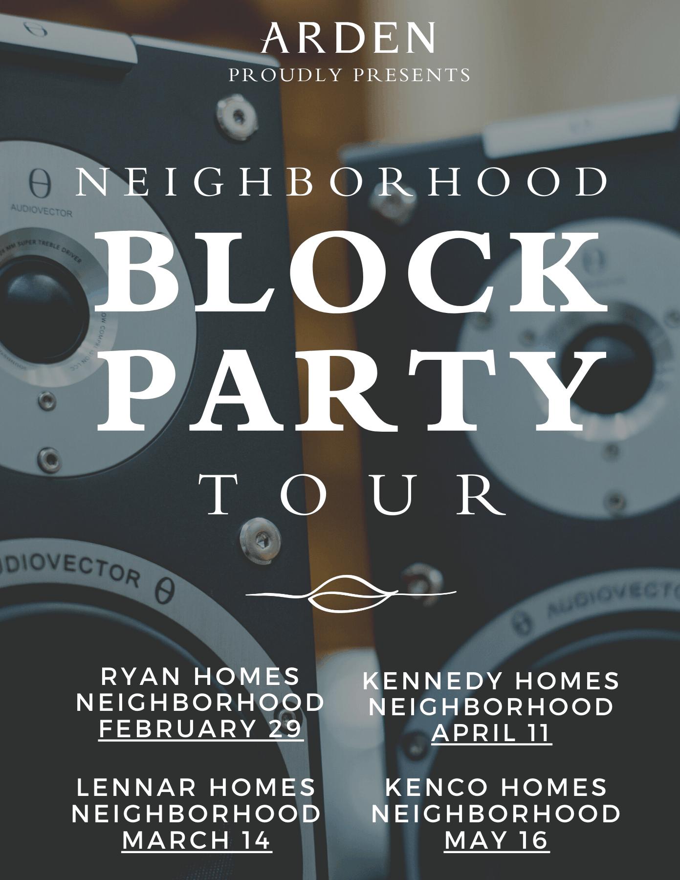 Block Party Tour