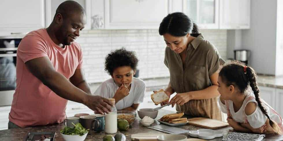 Cooking Up Family Fun in Arden's Kitchens