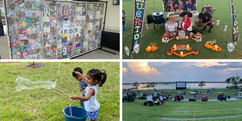 Lifestyle Events Bring Arden Residents Together