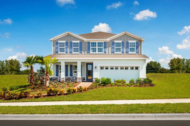 <strong>The Stanton Collection</strong> by Lennar