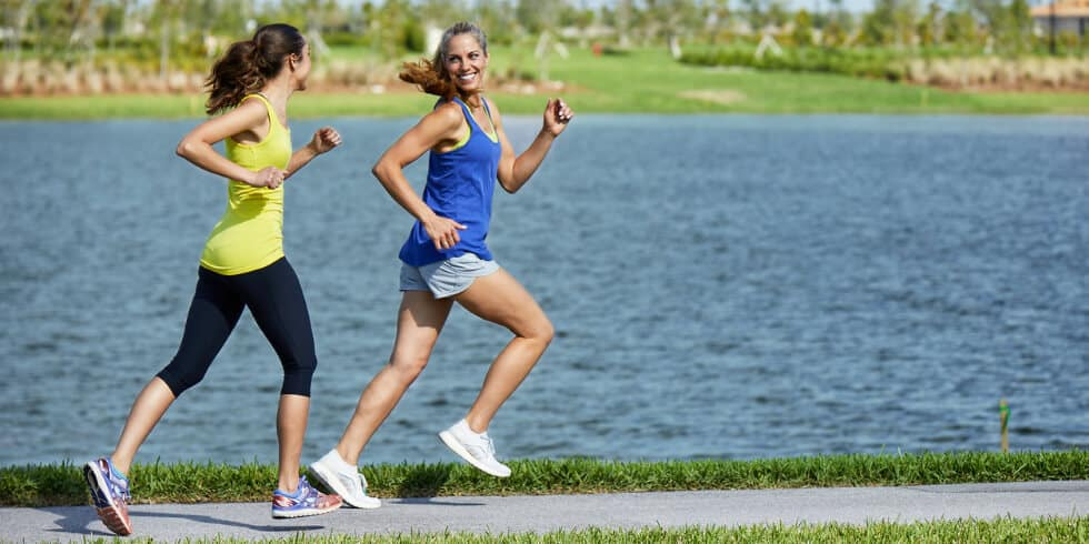 Make the Most Of Your Workout On Arden's Trails