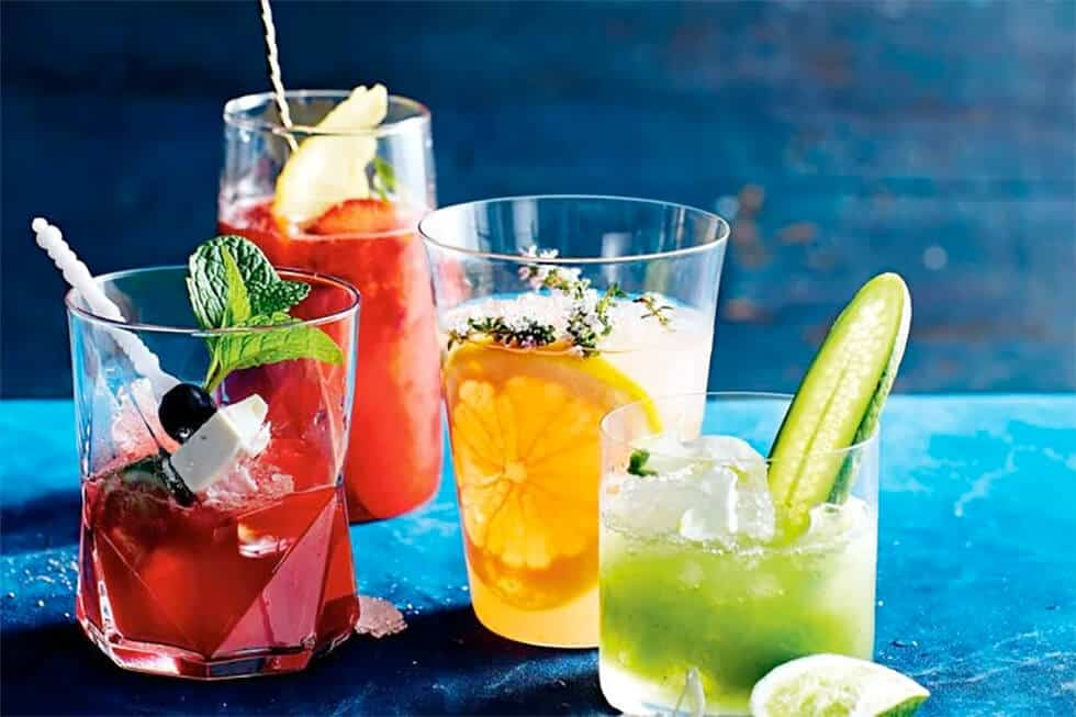 Refresh Your Drink Menu with a Cocktail Garden