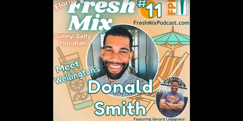 Lifestyle Director Donald Smith Featured On Fresh Mix Podcast