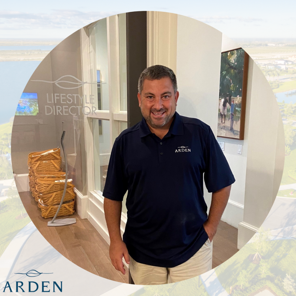 Arden, South Florida's Award-Winning Agrihood Welcomes Dave Meyerson as New Lifestyle Director