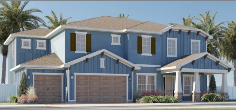 New Collection of Homes by National Homebuilder Lennar Now Available at Arden, South Florida's Award Winning Agrihood